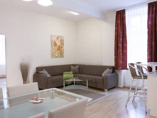 Serviced Apartment Vienna, Type Comfort -