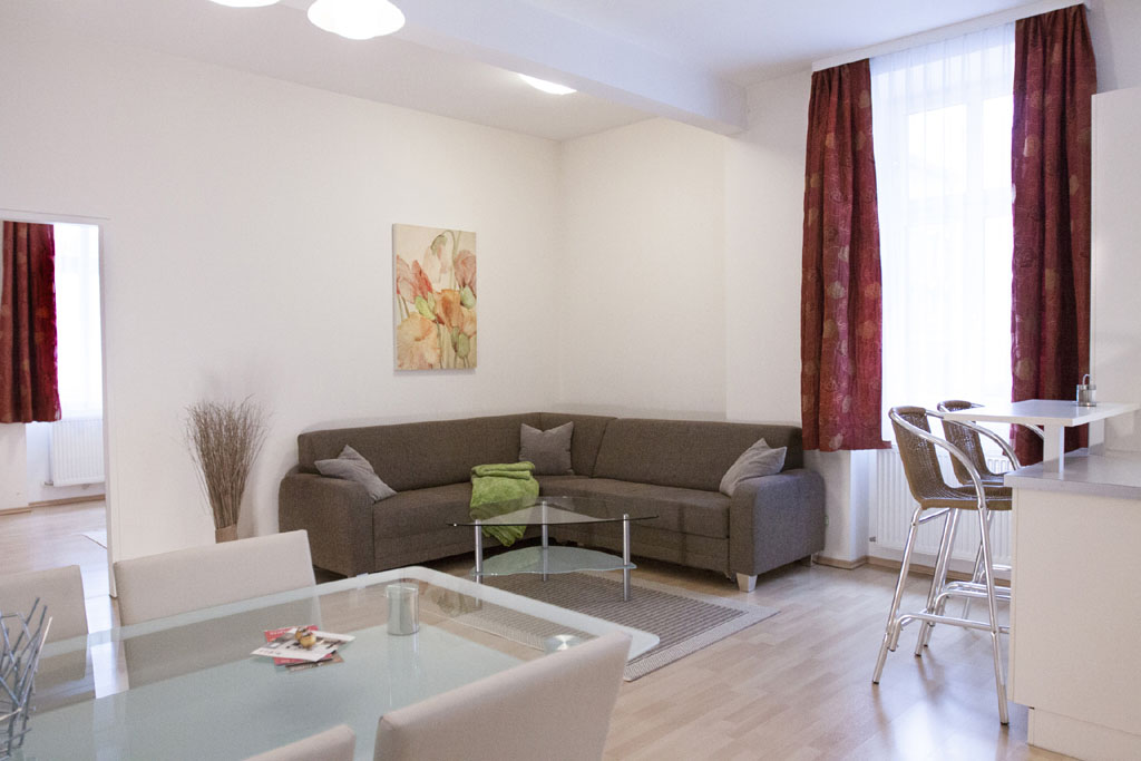 Serviced Apartment Wien, Typ Comfort